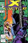 X-Factor #35 comic books - cover scans photos X-Factor #35 comic books - covers, picture gallery