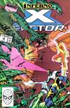X-Factor #36 comic books - cover scans photos X-Factor #36 comic books - covers, picture gallery