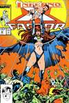 X-Factor #37 comic books - cover scans photos X-Factor #37 comic books - covers, picture gallery