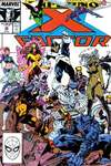X-Factor #39 comic books - cover scans photos X-Factor #39 comic books - covers, picture gallery