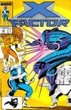 X-Factor #40 comic books - cover scans photos X-Factor #40 comic books - covers, picture gallery