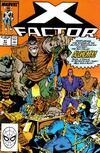 X-Factor #41 comic books - cover scans photos X-Factor #41 comic books - covers, picture gallery