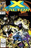 X-Factor #42 comic books - cover scans photos X-Factor #42 comic books - covers, picture gallery