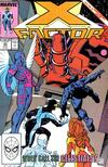 X-Factor #43 comic books - cover scans photos X-Factor #43 comic books - covers, picture gallery