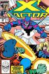 X-Factor #44 comic books - cover scans photos X-Factor #44 comic books - covers, picture gallery