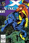X-Factor #46 comic books - cover scans photos X-Factor #46 comic books - covers, picture gallery