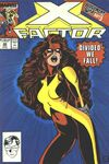 X-Factor #48 comic books - cover scans photos X-Factor #48 comic books - covers, picture gallery
