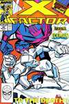 X-Factor #49 comic books - cover scans photos X-Factor #49 comic books - covers, picture gallery