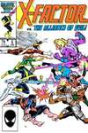 X-Factor #5 Comic Books - Covers, Scans, Photos  in X-Factor Comic Books - Covers, Scans, Gallery