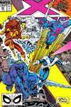 X-Factor #50 comic books - cover scans photos X-Factor #50 comic books - covers, picture gallery
