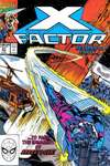 X-Factor #51 comic books - cover scans photos X-Factor #51 comic books - covers, picture gallery