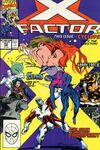 X-Factor #53 comic books - cover scans photos X-Factor #53 comic books - covers, picture gallery