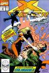 X-Factor #54 comic books - cover scans photos X-Factor #54 comic books - covers, picture gallery