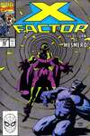 X-Factor #55 comic books - cover scans photos X-Factor #55 comic books - covers, picture gallery