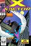 X-Factor #56 comic books - cover scans photos X-Factor #56 comic books - covers, picture gallery