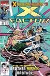 X-Factor #60 comic books - cover scans photos X-Factor #60 comic books - covers, picture gallery