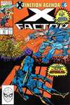 X-Factor #61 comic books - cover scans photos X-Factor #61 comic books - covers, picture gallery