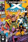 X-Factor #62 comic books - cover scans photos X-Factor #62 comic books - covers, picture gallery