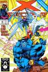 X-Factor #65 comic books - cover scans photos X-Factor #65 comic books - covers, picture gallery