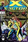 X-Factor #66 comic books - cover scans photos X-Factor #66 comic books - covers, picture gallery
