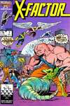 X-Factor #7 cheap bargain discounted comic books X-Factor #7 comic books