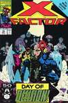 X-Factor #70 comic books - cover scans photos X-Factor #70 comic books - covers, picture gallery