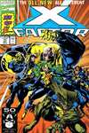 X-Factor #71 comic books - cover scans photos X-Factor #71 comic books - covers, picture gallery