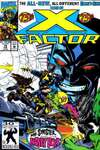 X-Factor #75 comic books - cover scans photos X-Factor #75 comic books - covers, picture gallery
