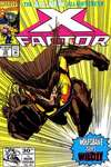 X-Factor #76 comic books - cover scans photos X-Factor #76 comic books - covers, picture gallery