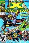 X-Factor #77 comic books - cover scans photos X-Factor #77 comic books - covers, picture gallery