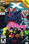 X-Factor #78 comic books - cover scans photos X-Factor #78 comic books - covers, picture gallery