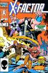 X-Factor #8 comic books - cover scans photos X-Factor #8 comic books - covers, picture gallery