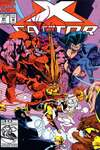 X-Factor #80 comic books - cover scans photos X-Factor #80 comic books - covers, picture gallery