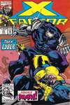 X-Factor #81 comic books - cover scans photos X-Factor #81 comic books - covers, picture gallery