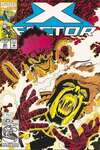 X-Factor #82 comic books - cover scans photos X-Factor #82 comic books - covers, picture gallery
