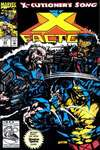 X-Factor #85 comic books - cover scans photos X-Factor #85 comic books - covers, picture gallery