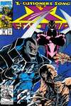X-Factor #86 comic books - cover scans photos X-Factor #86 comic books - covers, picture gallery
