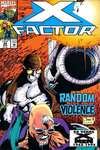 X-Factor #88 comic books - cover scans photos X-Factor #88 comic books - covers, picture gallery