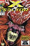 X-Factor #89 comic books - cover scans photos X-Factor #89 comic books - covers, picture gallery