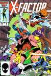X-Factor #9 Comic Books - Covers, Scans, Photos  in X-Factor Comic Books - Covers, Scans, Gallery