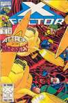 X-Factor #91 comic books - cover scans photos X-Factor #91 comic books - covers, picture gallery