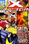 X-Factor #92 comic books - cover scans photos X-Factor #92 comic books - covers, picture gallery