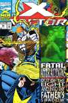 X-Factor #92 comic books for sale
