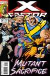 X-Factor #94 comic books - cover scans photos X-Factor #94 comic books - covers, picture gallery