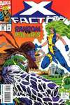 X-Factor #95 comic books - cover scans photos X-Factor #95 comic books - covers, picture gallery