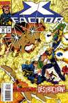 X-Factor #96 comic books - cover scans photos X-Factor #96 comic books - covers, picture gallery