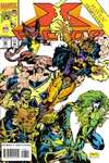 X-Factor #98 comic books for sale