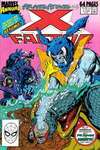 X-Factor #4 comic books for sale