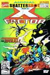 X-Factor #7 comic books for sale