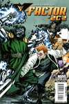X-Factor #202 comic books - cover scans photos X-Factor #202 comic books - covers, picture gallery